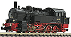 STEAM LOCOMOTIVES - N