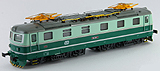 ELECTRIC LOCOMOTIVES - HO