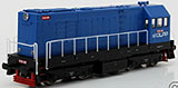 DIESEL LOCOMOTIVES - HO