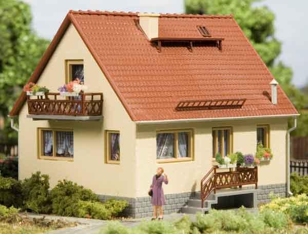 Auhagen house ingrid eurotrainhobby for Ingrid house
