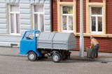 Multicar M22 with waste collection tank