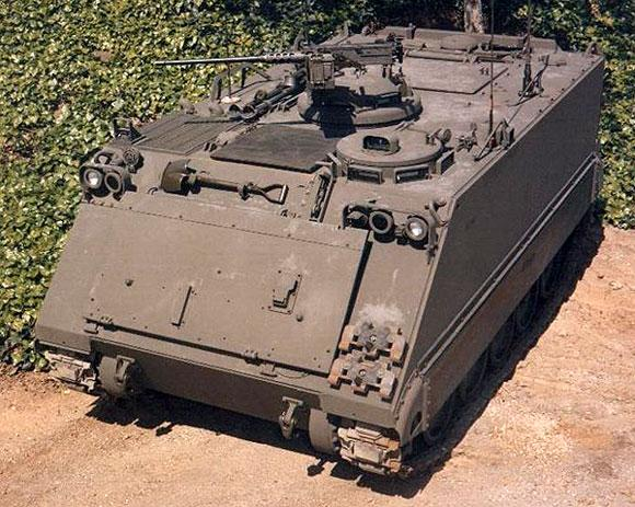 Armored personal carrier M113<br /><a href='images/pictures/ETH_Arsenal/224100111.jpg' target='_blank'>Full size image</a>