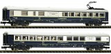 Set of 2 saloon cars of Prestige Continental Express