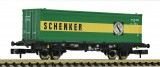 Container carrier car SCHENKER type Lbs 598