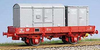 Flat car type Nhow 19 with 2 small containers SNCF<br /><a href='images/pictures/LS_Models/30264.jpg' target='_blank'>Full size image</a>