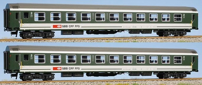 Set of 2 passenger cars 2nd class type Bpm<br /><a href='images/pictures/LS_Models/47228.jpg' target='_blank'>Full size image</a>