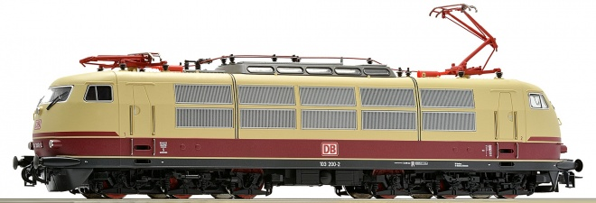 Roco Electric Locomotive 103 200-2 with Digi-Cam package