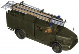 Steyr 586 TLF 2000 fire fighting vehicle kit