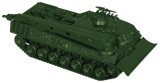 Armored recovery tank Leopard 1 kit