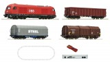 Digital z21 Start Set: Diesel locomotive class 2016 and freight train, OBB