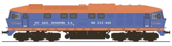Diesle Locomotive Series 232 PCC-Rail<br /><a href='images/pictures/Roco/36227.jpg' target='_blank'>Full size image</a>