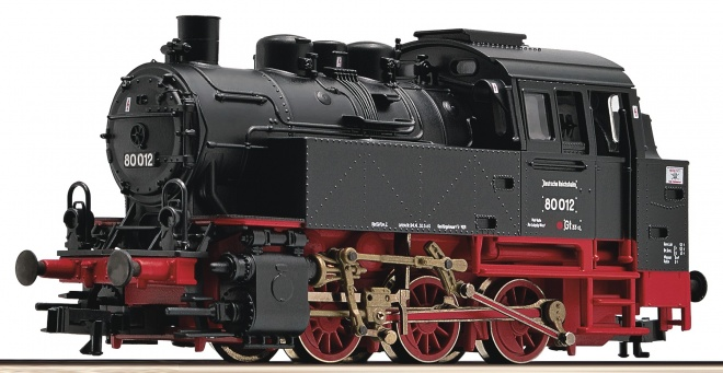 Steam locomotive BR 80<br /><a href='images/pictures/Roco/39747.jpg' target='_blank'>Full size image</a>