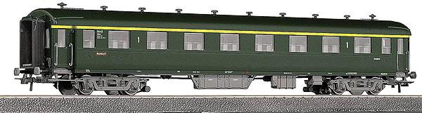 Express train Passenger car 1st class<br /><a href='images/pictures/Roco/45132.jpg' target='_blank'>Full size image</a>