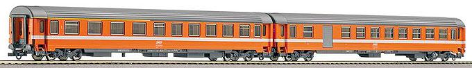 Set of 2 Passenger cars Corail