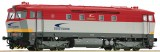 Diesel locomotive class 751 127 Digital with Sound