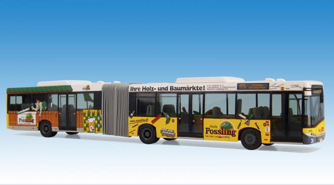 vk modelle solaris urbino u18 bus of bvg berlin eurotrainhobby. Black Bedroom Furniture Sets. Home Design Ideas